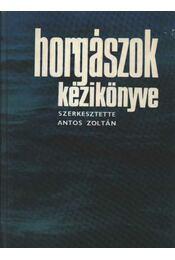 Horgászok kézikönyve - Antos Zoltán - Régikönyvek