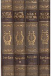 Arany János munkái I-IV. - Arany János - Régikönyvek