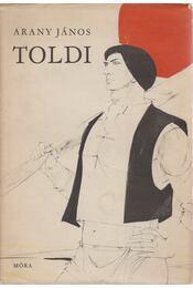 Toldi - Arany János - Régikönyvek