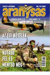 Aranysas 2003/12. - Tőrös István - Régikönyvek