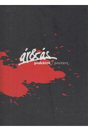 Ár&ás plakátok/posters (dedikált) - Árendás József - Régikönyvek