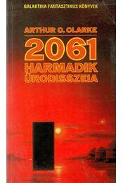 2061. Harmadik űrodisszeia - Arthur C. Clarke  - Régikönyvek