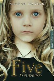 FIVE - Az új generáció - ÜKH 2013 - Arthur Madsen - Régikönyvek