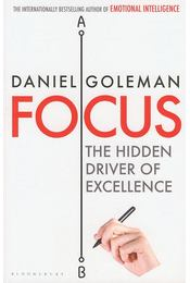 Focus - The Hidden Driver of Excellence - Arthur Miller - Régikönyvek