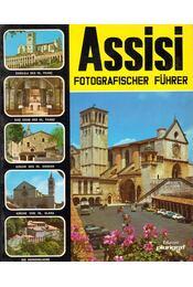 Assisi fotografischer Führer - Romeo Cianchetta - Régikönyvek