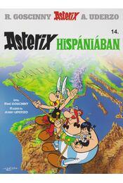Asterix Hispániában - RENÉ GOSCINNY - Régikönyvek