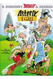 Asterix, a gall - RENÉ GOSCINNY - Régikönyvek