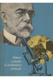 A wollsteini fizikus - Petur László - Régikönyvek