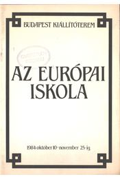 Az európai iskola - György Péter, Pataki Gábor - Régikönyvek
