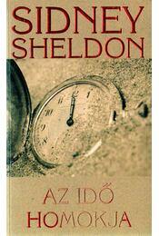 Az idő homokja - Sidney Sheldon - Régikönyvek