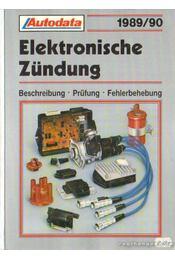 Elektrolische Zündung 1989/90 - Régikönyvek