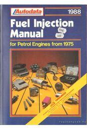 Fuel Injection Manual for Petrol Engines from 1975 - Régikönyvek