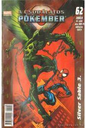 A Csodálatos Pókember 2008/8. 62. szám - Bendis, Brian Michael - Régikönyvek