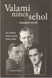 Valami nincs sehol - Baranyi Ferenc - Régikönyvek