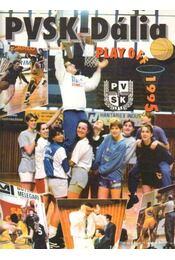 PVSK-Dália play off 1995 - Szundi György - Régikönyvek