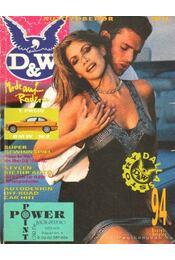 D&W Autozubehör '94 - Régikönyvek