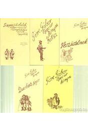 Göre Gábor sorozat 1-10. kötet (teljes hasonmás) - Gárdonyi Géza - Régikönyvek