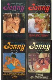 Jenny 1-10. kötet - Harper, Caroline, Simon, Sibylle, Cordonnier, Marie, Masov, Andrev, Dawson, Francire, Larissa Carma - Régikönyvek