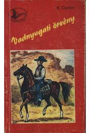 Vadnyugati örvény - B. Darton - Régikönyvek
