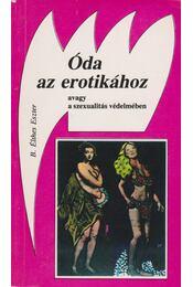 Óda az erotikához - B. Élthes Eszter - Régikönyvek