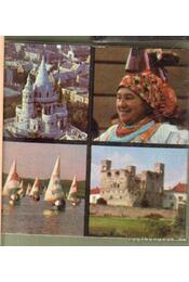 Magyarország (mini) - B. Fábri Magda - Régikönyvek