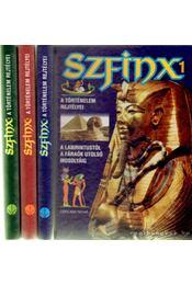 Szfinx I-III. - Huf, Hans-Christian - Régikönyvek