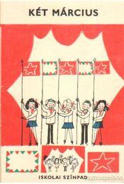 Két március - Valkovits Mária Erzsébet - Régikönyvek