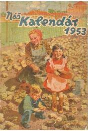 Nás Kalendár 1953 - Régikönyvek