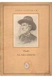 Álarcosbál - Verdi - Régikönyvek