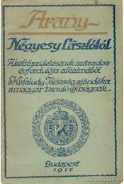 Arany Négyesy Lászlótól - Négyesy László - Régikönyvek