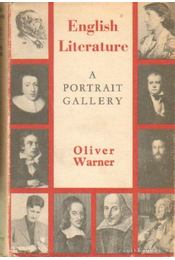 A Portrait Gallery - Warner, Oliver - Régikönyvek