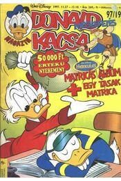 Donald Kacsa 1997/19 - Walt Disney - Régikönyvek