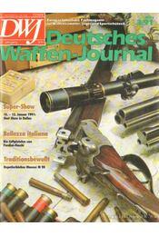 Deutsches Waffen-Journal 27. Jahrgang 1991./3. - Horlacher, Richard (főszerkesztő) - Régikönyvek