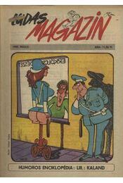 Új Ludas Magazin 1990. május - Árkus József - Régikönyvek