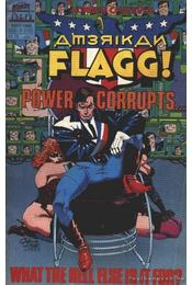 Amerikai Flagg - Régikönyvek