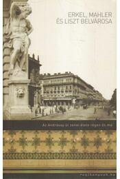 Erkel, Mahler és Liszt belvárosa - Régikönyvek