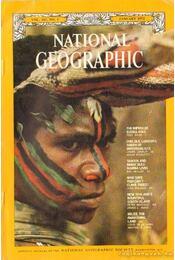 National Geographic 1972 January-December (Teljes évfolyam) - Régikönyvek