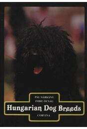 Hungarian Dog Breeds - Sárkány Pál, Ócsag Imre - Régikönyvek