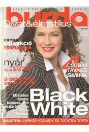 Burda 2008/4 - Régikönyvek