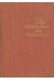 Das große Bilderlexikon der Antiquitäten - Több író - Régikönyvek