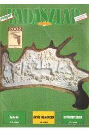 Magyar Vadászlap 2002/5 - Csekó Sándor - Régikönyvek