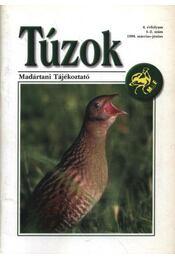 Túzok 1999. március-június 4. évfolyam 1-2. szám - Varga László, Dr. Hadarics Tibor - Régikönyvek