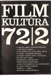 Filmkultúra 72/2 - Sallay Gergely (szerk.) - Régikönyvek