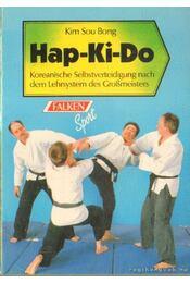 Hap-Ki-Do - Kim Sou Bong - Régikönyvek