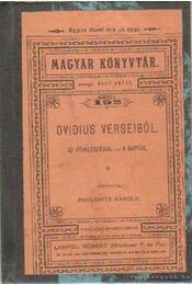 Ovidius verseiből - Régikönyvek
