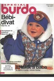 Special Burda 1994. ősz/tél - Régikönyvek