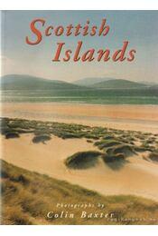 Scottish Islands - Baxter, Colin - Régikönyvek