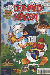 Donald Kacsa 2000/08. - Walt Disney - Régikönyvek