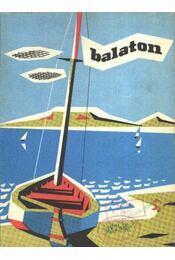 Balaton (térkép) - Régikönyvek