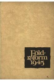 Földreform 1945 - M. Somlyai Magda - Régikönyvek